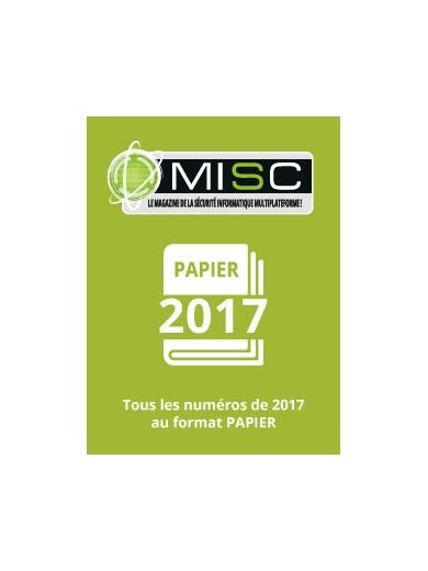 PACK PAPIER MISC 2017