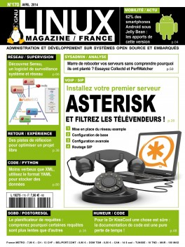 GNU/Linux Magazine 170