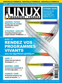 GNU/Linux Magazine 171