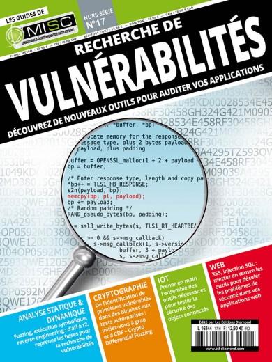 Recherche de vulnérabilités Découvrez de nouveaux outils pour auditer vos applications