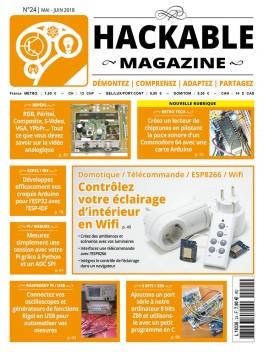 Hackable Magazine 24