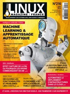 GNU/Linux Magazine 216
