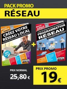 Pack : RESEAU