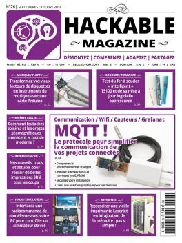 Hackable Magazine 26