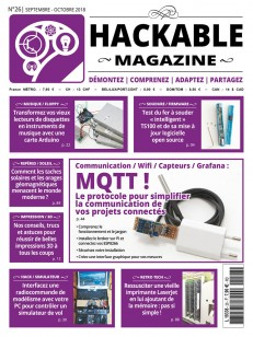 Hackable Magazine 26