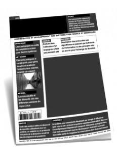LA TOTALE CONNECT Accès annuel à la Base Documentaire de GNU/Linux Magazine + HS - Linux Pratique + HS - Misc + HS + Hackable + HS + OPEN SILICIUM - 25 connexions