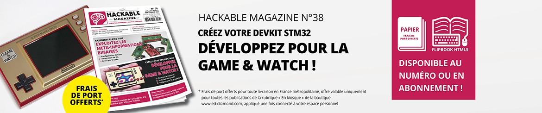 Hackable n°38