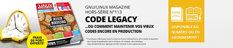 GNU/Linux Magazine Hors-Série n°113