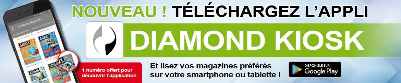 Application Android - Diamond Kiosk