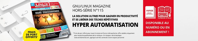 GNU/Linux Magazine Hors-Série n°115