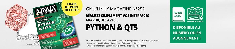 GNU/Linux Magazine n°252