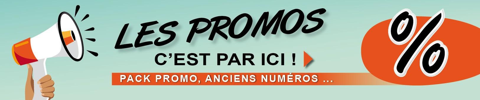 Les Promos !