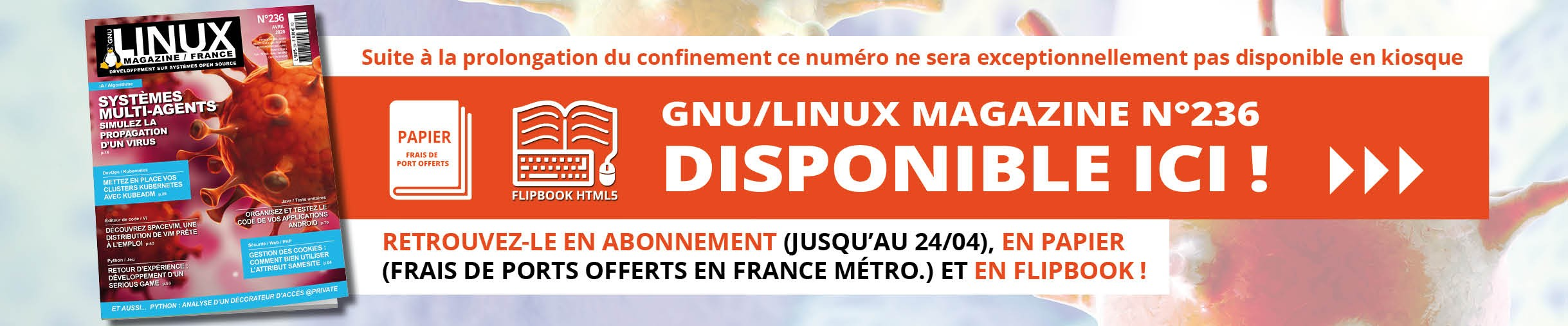 GNU/Linux Magazine n°236