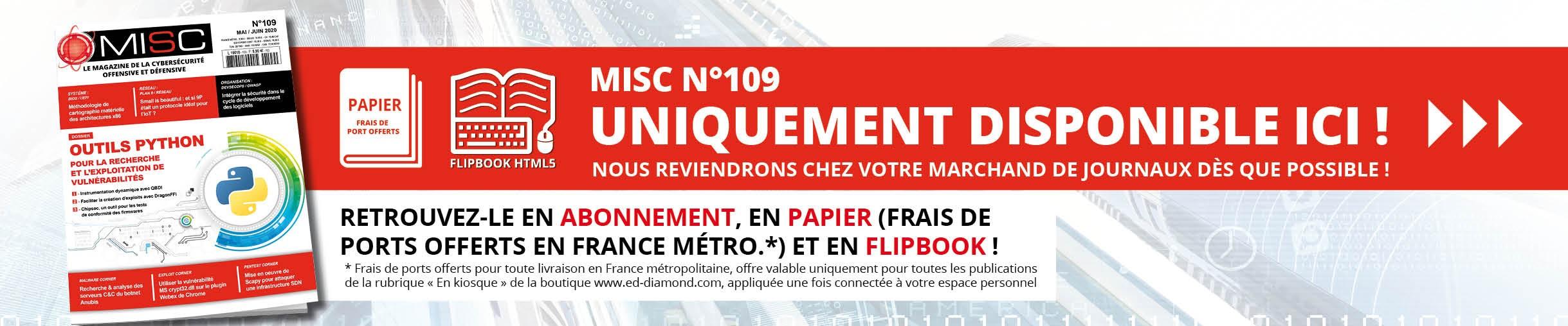 MISC n°109