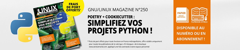 GNU/Linux Magazine n°250