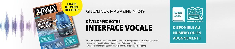 GNU/Linux Magazine n°249