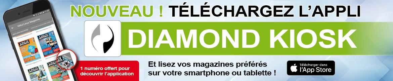 Application iOS - Diamond Kiosk
